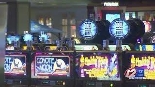 RI State Police execute search warrant at Twin River Casino