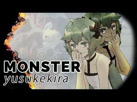 MONSTER ✧by YusukeKira✧ 😈 Cover【rachie】