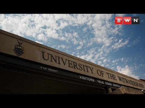 [WATCH] Wits student's reaction to EFF winning SRC elections