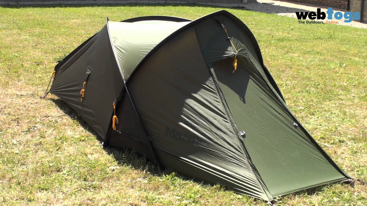 Marmot Grid 2 Person Tent - Excellent wild camping and ...
