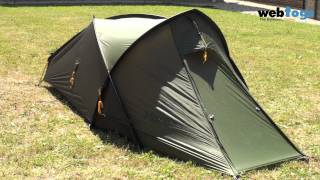 Marmot Grid 2 Person Tent - Excellent wild camping and wilderness shelter.