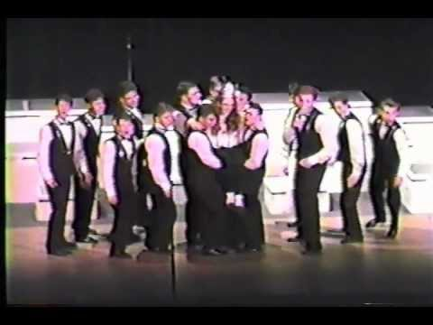 ETC Show Choir 90-91 Gala - Part 1 of 2
