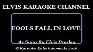 Karaoke Fools Fall In Love