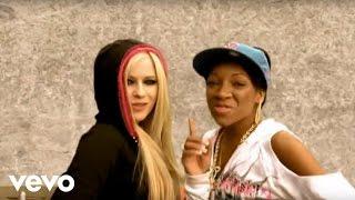 Avril Lavigne - Girlfriend ft. Lil Mama (Dr. Luke MTV Edit)