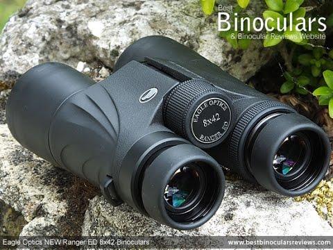 Eagle Optics NEW Ranger ED 8x42 Binoculars