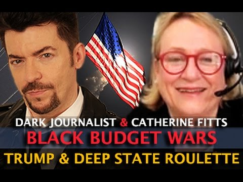 CATHERINE AUSTIN FITTS - BLACK BUDGET WARS & CENTRAL BANK PANIC! DARK JOURNALIST