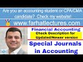 Special Journals in Accounting | Financial Accounting | CPA Exam FAR | Chp 7 p 1