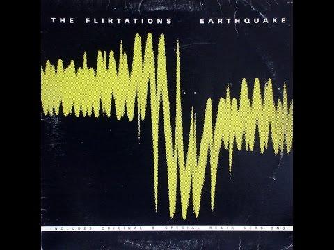 The Flirtations - Earthquake (USA Remix) (HD) 1983