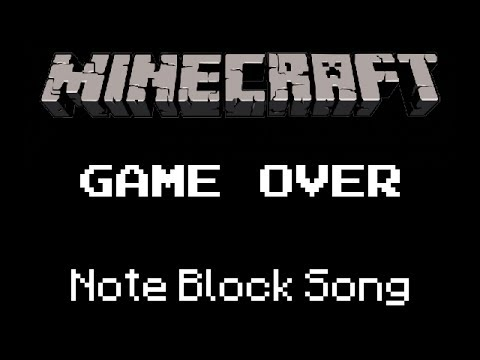 Minecraft How To Build A Note Block Song