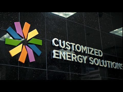 Customized Energy Solutions Promotional Video (Option One 4K)