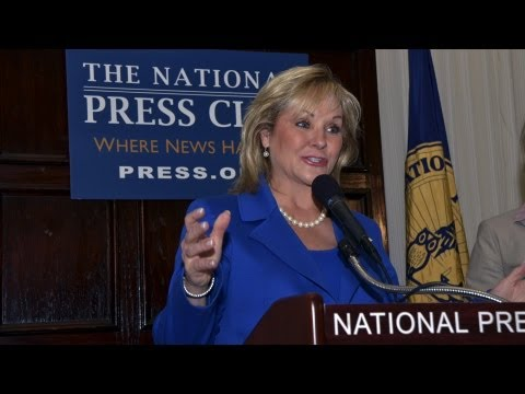 NPC Luncheon with Mary Fallin, Governor of Oklahoma & Chair, National Governors Association