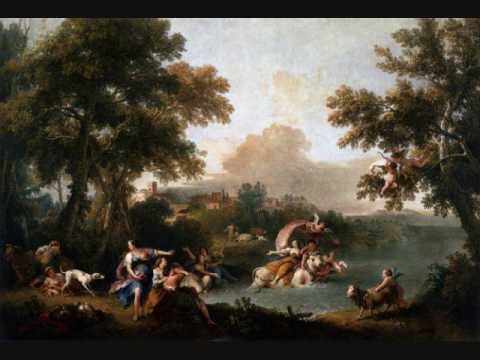 C.P.E. Bach - Cello Concerto in A Major Wq172 - Mov. 2/3
