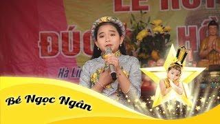 Nhạc Phật | Phật Ở Trong Tâm | Bé Ngọc Ngân hát tại Lễ Đúc Chuông - Chùa Cao Hà Lĩnh