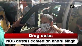 Drug Case: NCB Arrests Comedian Bharti Singh