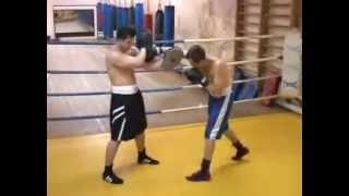 Бокс: Уроки для начинающих. Виды ударов в боксе. часть 3