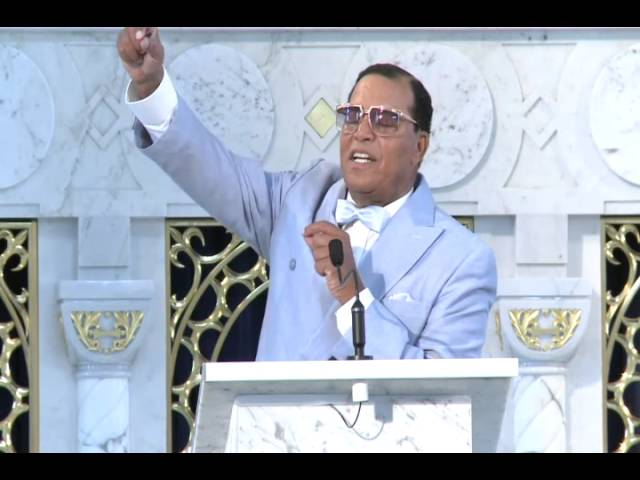 Minister Farrakhan responds to Mike Brown shooting in Ferguson