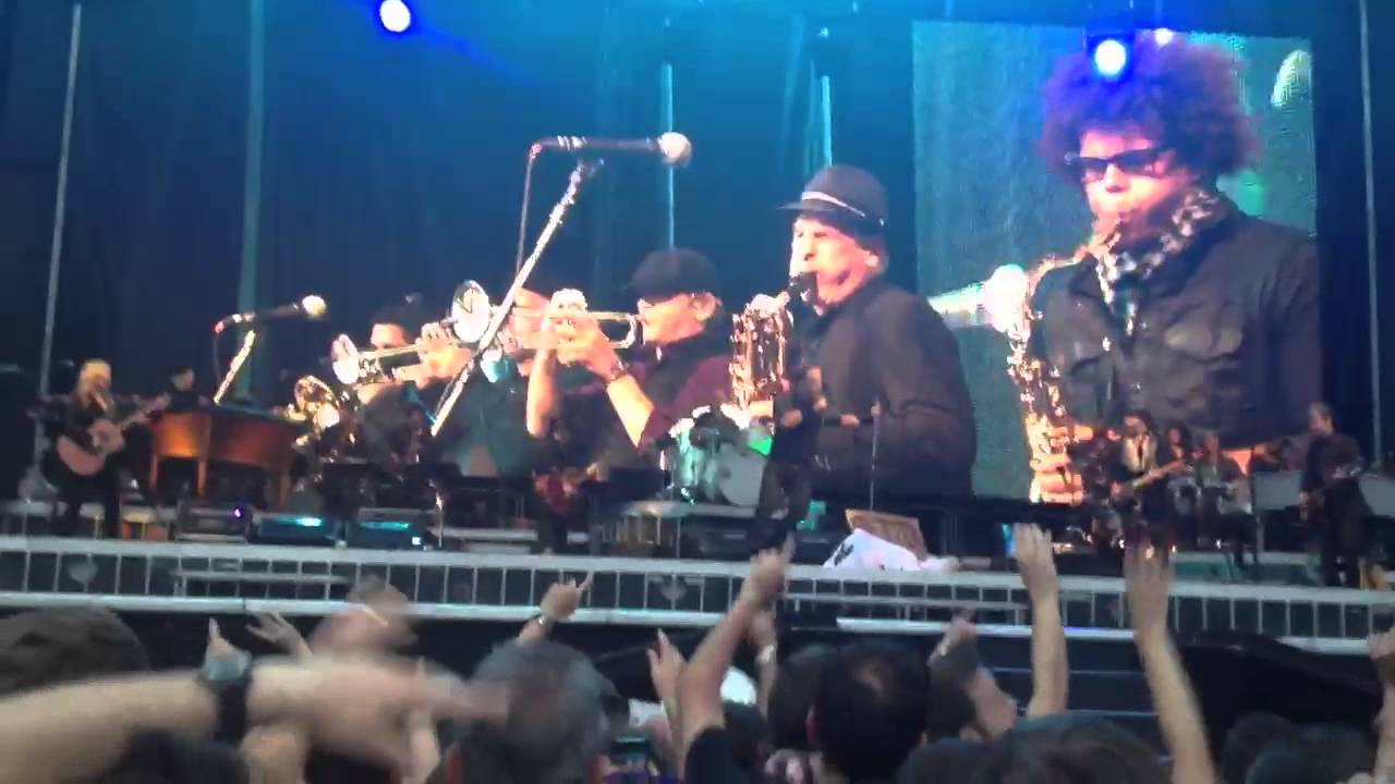 Download Bruce Springsteen - Ain't Good Enough for You - Gijon 26/06/2013