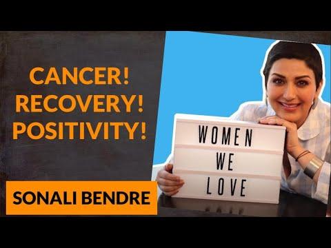 Women We Love: Rajeev Masand interviews Sonali Bendre