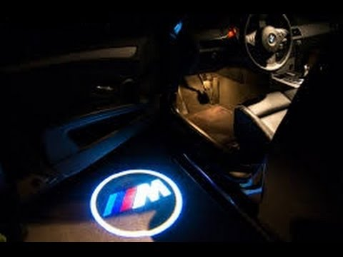 Custom Led Hologram Logo Vehicle Lights Reviewed Bmw Led Puddle