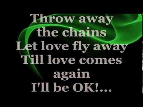 I'll Be OK (Lyrics) - AMANDA MARSHALL