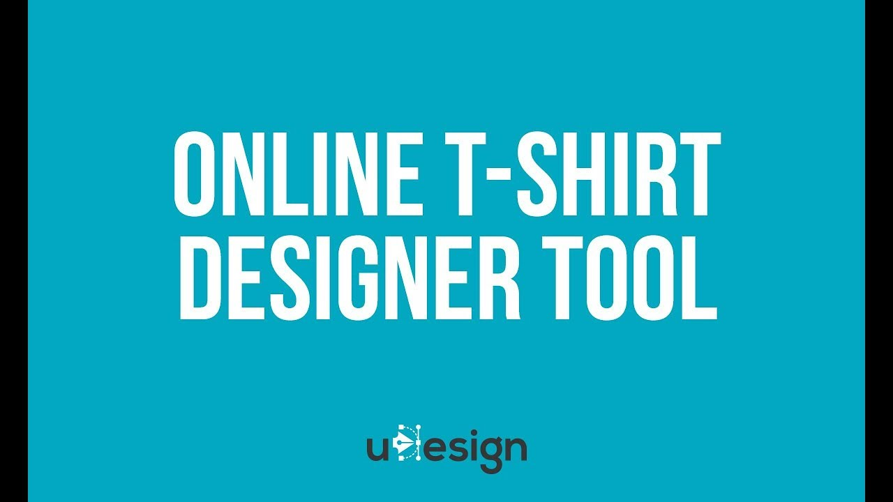 Design t shirt online tool - Udesign Online T Shirt Designer Tool