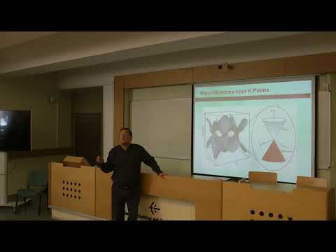 IEEE AP/MTT/EMC/ED Turkey Seminars - Prof. Oğuz Gülseren, November 3, 2017