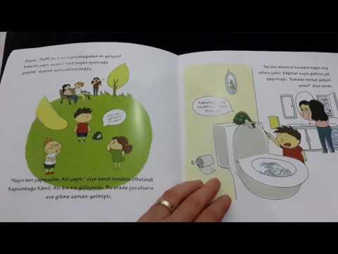 Tuvalet Eğitiminde Bir Başucu Kitabı : Teo'nun Kaka Kitabı
