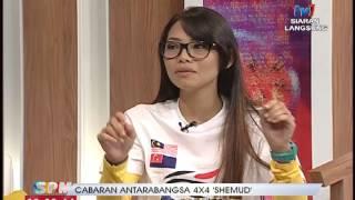 #SPM - CABARAN ANTARABANGSA 4X4 'SHEMUD' (WANITA SAHAJA) [25 NOV 2015]