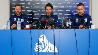 Download 😃 FIRST PRESS CONFERENCE | Danny Cowley & Nicky Cowley on joining Huddersfield Town Mp3