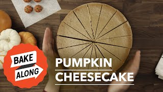 Recipe for How to Make a Pumpkin Cheesecake Pie in Easy Steps (4K)