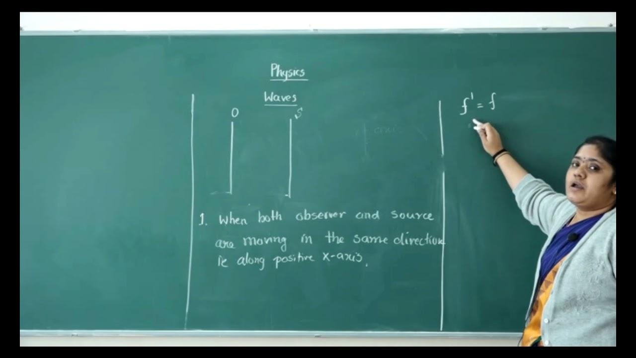 I PUC | Physics | Waves - 07