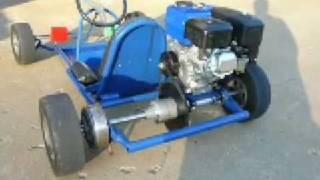 """1961 Rupp Dart A-bone """"road Runner"""" Go Kart Rebuild Phase 1"""