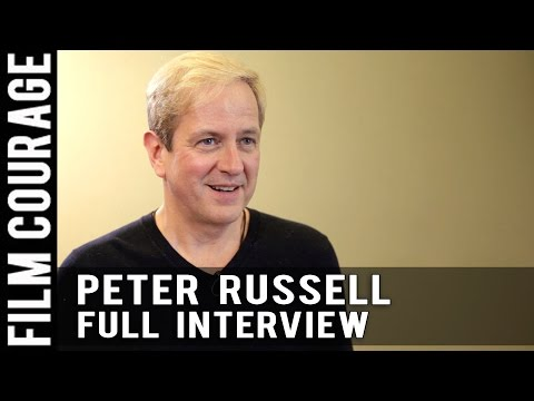 Writing Screenplays for Television & Film - Peter Russell [FULL INTERVIEW]