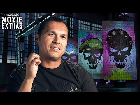 Suicide Squad   On-set with Adam Beach 'Slipknot' [Interview]