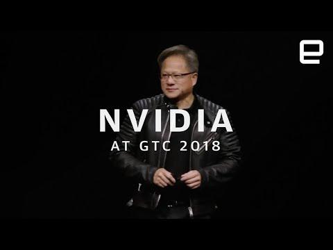 NVIDIA GTC 2018 supercut