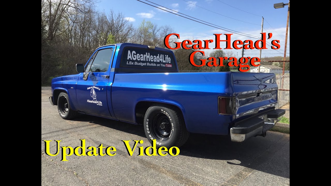Agearhead4life update 24 april 2016 lsx test stand c10 leds more youtube