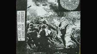 "STAND AGAINST - ""Bred to Hate"" Demo (1997)"