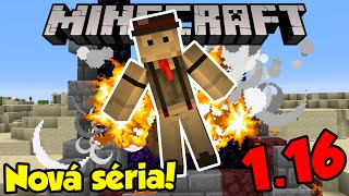 ÚTEK DO 1.16! - YTB SERVER s @GEJMR @Jawo @Hejlovec Thr0n