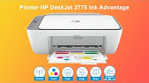 Review Hp Deskjet Ink Advantage 3776 Part 1 Youtube