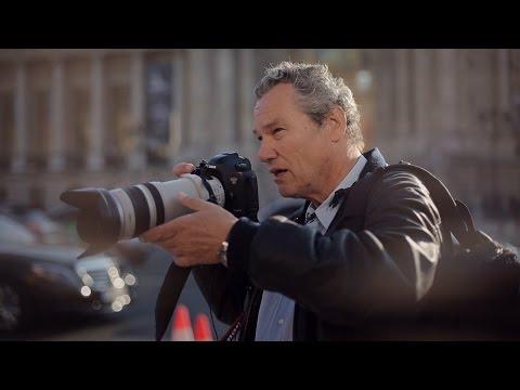 F.A.Z.-Fotograf Helmut Fricke: Die Kamera immer dabei