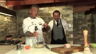 Vitel toné - video ricetta - Grigio Chef