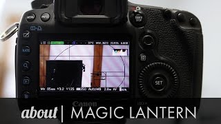 6 Favorite features of Magic Lantern - Custom firmware for your Canon DSLR