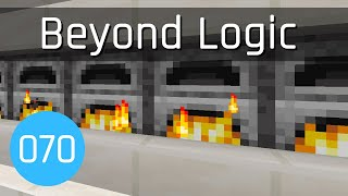 Beyond Logic #70: Imperial Thermal Array | Minecraft 1.13