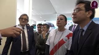 Tema:UNMSM PARTICIPA EN FERIA PERÚ CONCIENCIA