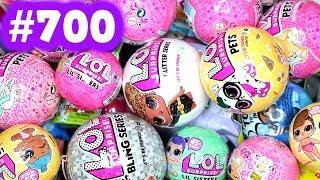 Random Blind Bag Box #700 - LOL Surprise, Smooshy Mushy, LPS, Lost Kitties, Moj Moj, Num Noms & MORE