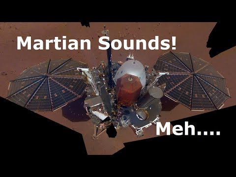 Insight's Sounds Of Mars Are Nice. But......