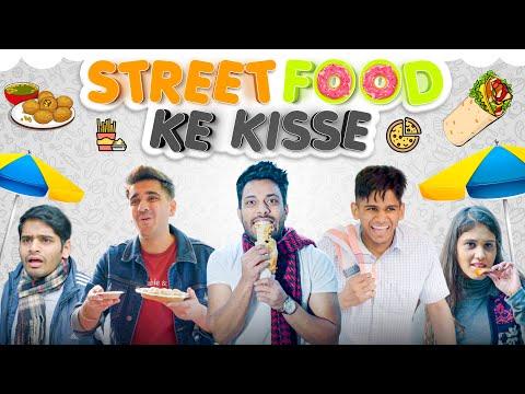 Street Food K Kisse | Street Food Ki Kahani | RealHit