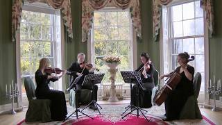Jesu, Joy Of Man's Desiring (J. S. Bach) Wedding String Quartet
