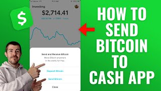 How To Send Bitcoin To Cash App Wallet
