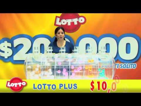 Sorteo Lotto 1820 13-JUN-17